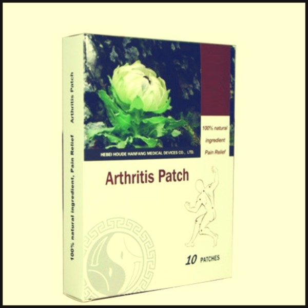 1.arthritis patch