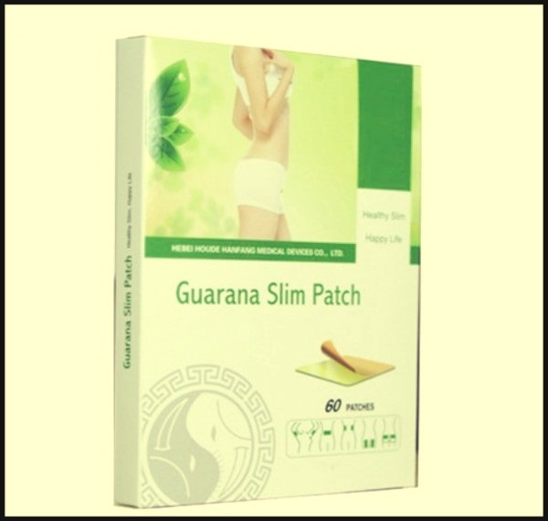 4.guarana slim patch