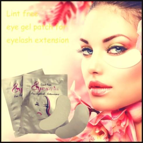5.free lint eye patch