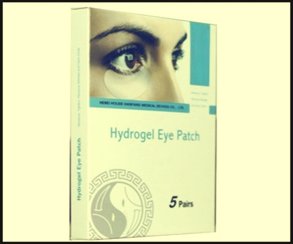 5.hydrogel eye patch