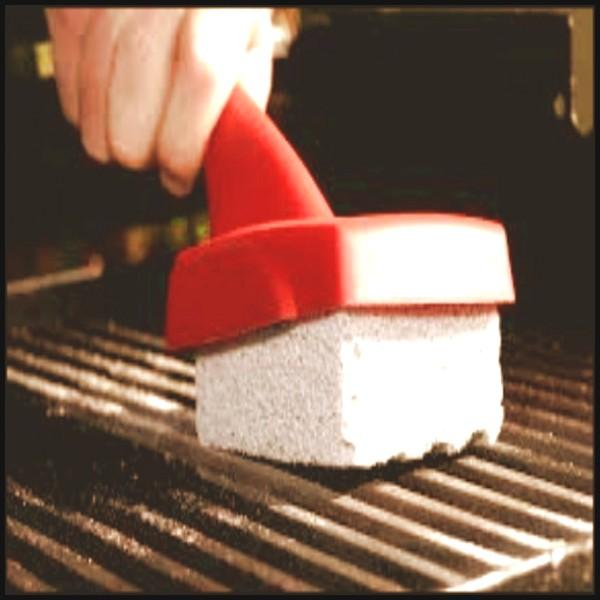 grill stone, grill brick (3)