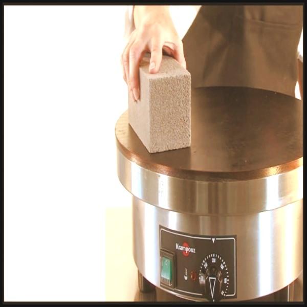 grill stone, grill brick (6)