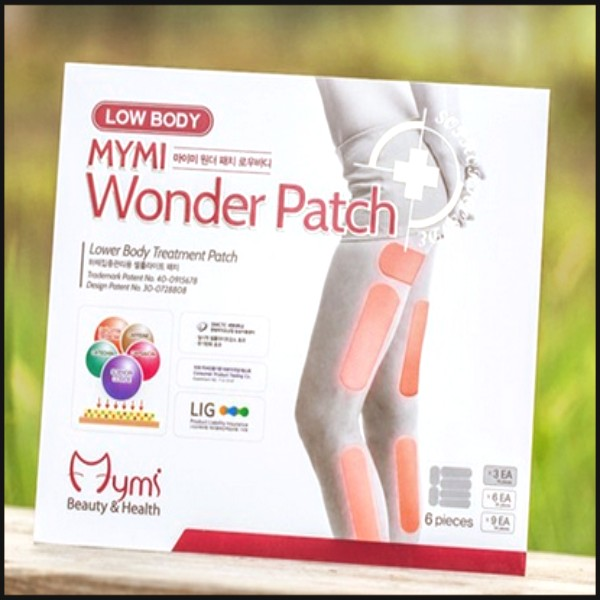 Korea wonder patch-lower body
