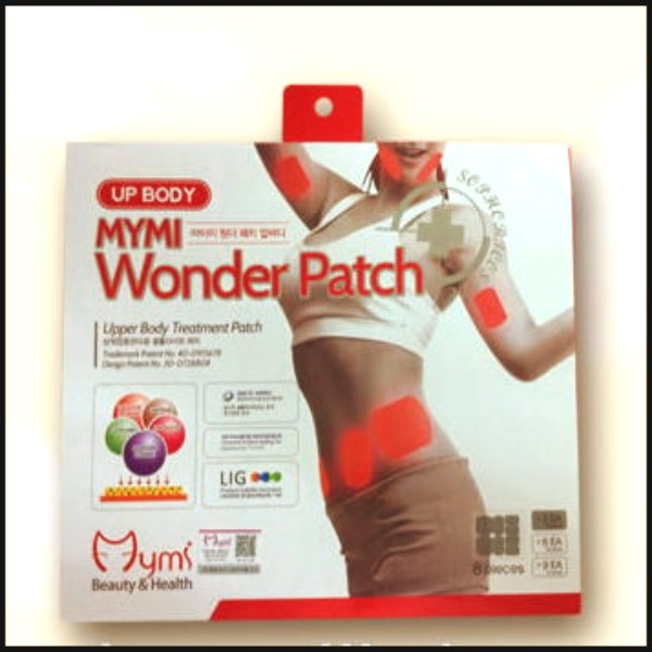 korea wonder patch-upper body