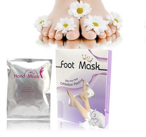 mask-foot mask