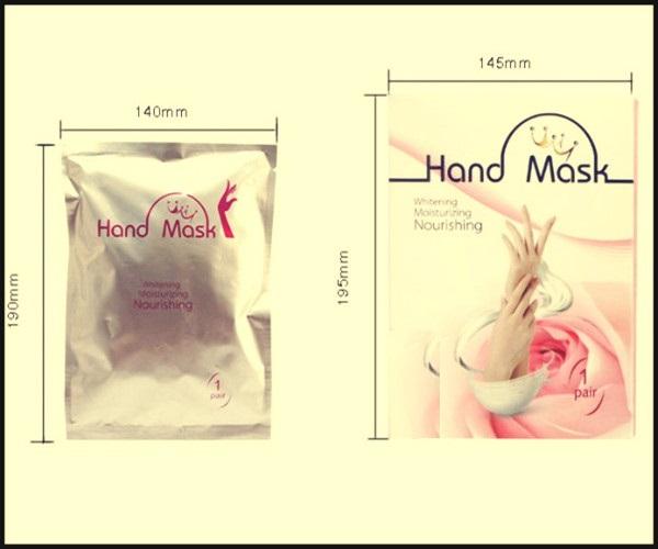 mask-hand mask