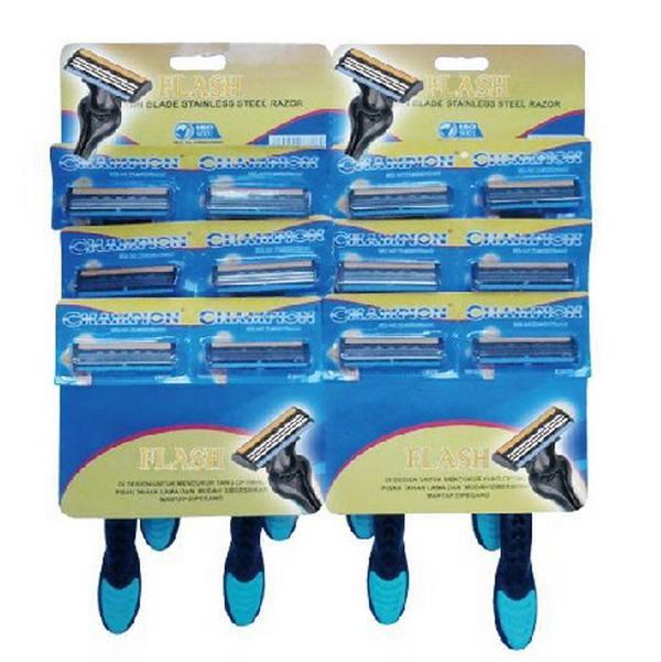 S319 triple blade razor (2)