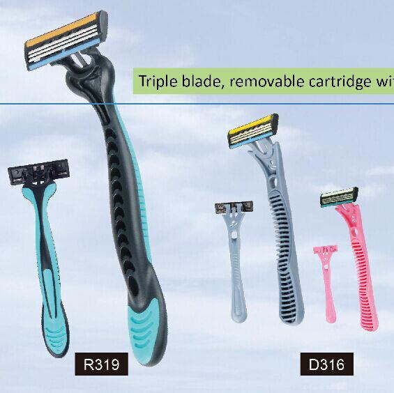 triple blade razor (1)