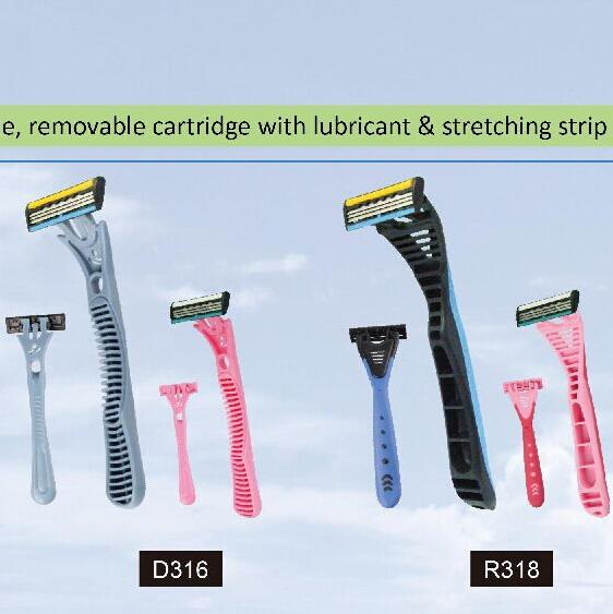triple blade razor (2)